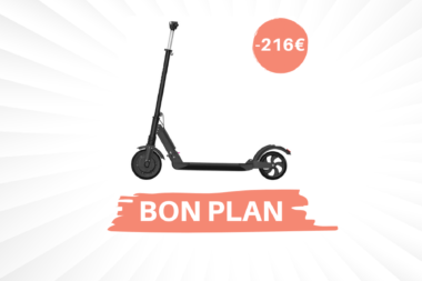 Kugoo S1 - Black Friday - Trottinette electrique