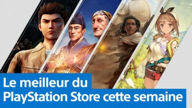 Photo de PlayStation Store : les sorties  du 18 novembre 2019
