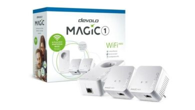Photo de Devolo Magic 1 WiFi mini : Petit mais puissant !