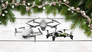 Selection noel drones