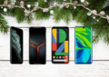Selection smartphone noel