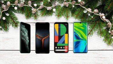 Photo of Noël 2019 : Notre sélection des meilleurs smartphones