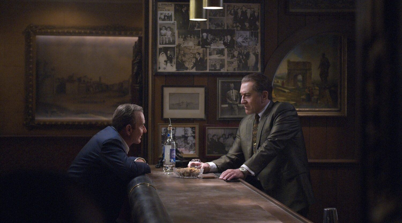 The Irishman, Robert De Niro, Joe Pesci, Al Pacino, Netflix,