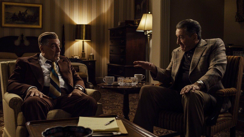 The Irishman, Al Pacino, Netflix, Martin Scorsese