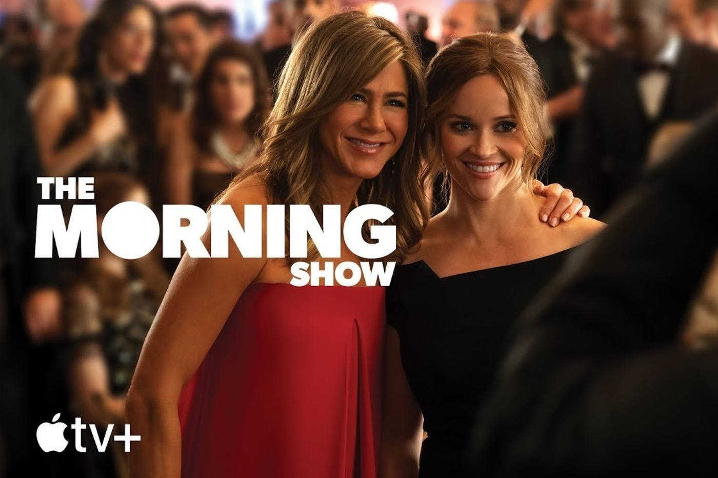 The Morning Show Apple TV + Affiche