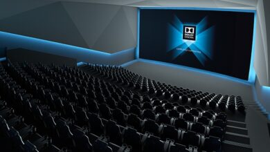 Dolby Cinema Salle