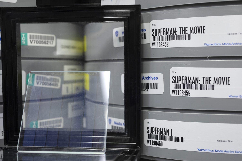 Projet Silica et bobine superman