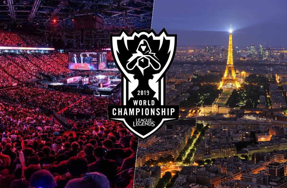 League of Legends Paris