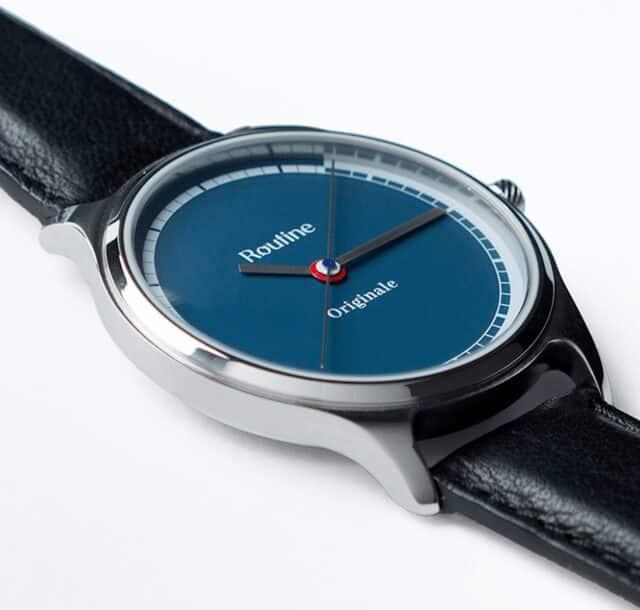 Routine : Une montre design pour Noël ?