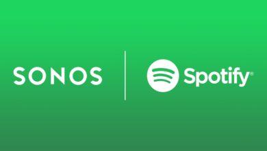 Photo de Spotify Free enfin disponible sur les enceintes Sonos