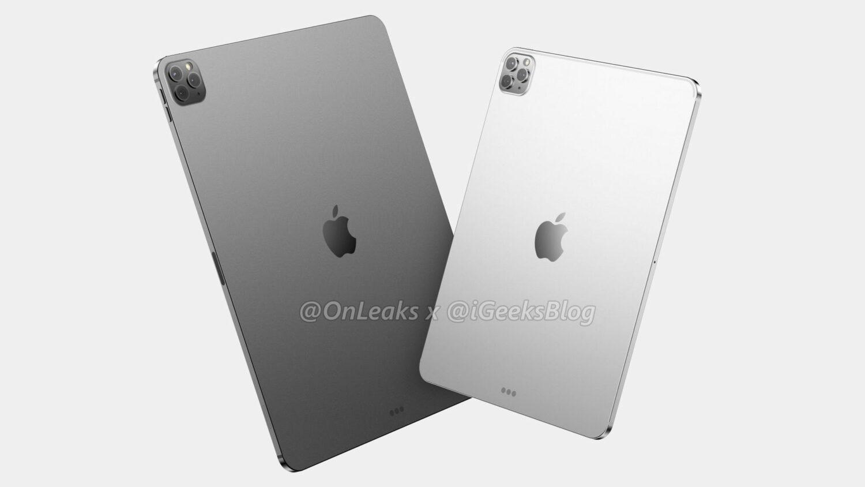 Matériaux utilisés iPad Pro 2020