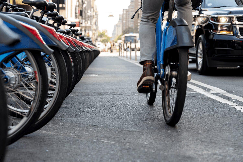Contre la grève : Le vélo ou la trottinette !