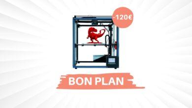 Photo de Bon Plan – Jusqu'à 120€ de réduction sur les imprimantes 3D Tronxy !