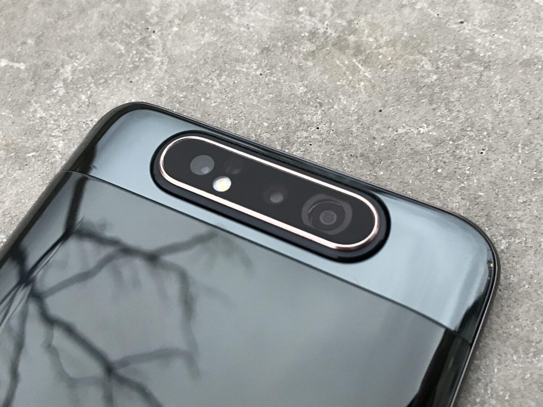 Caméra Vue Arrière Samsung Galaxy A80