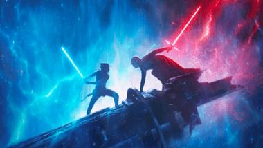 Affiche Star Wars IX