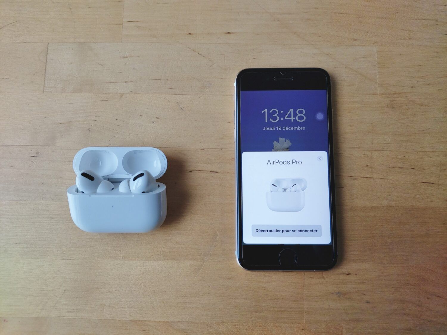 Configuration Airpods Pro