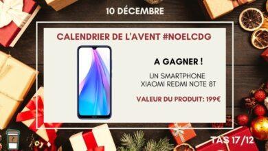 Photo of Concours #NoeLCDG – Le récap' des cadeaux
