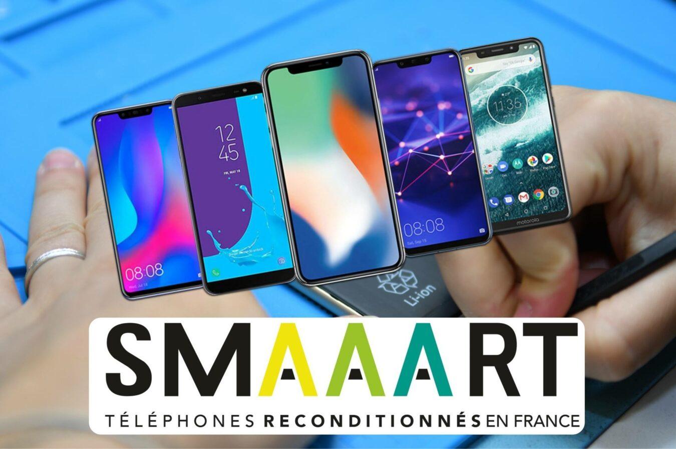 Photo of Offrir un smartphone reconditionné pour Noël avec SMAAART