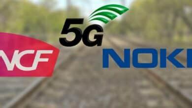 Photo de La SNCF et Nokia prépare l'arrivée de la 5G