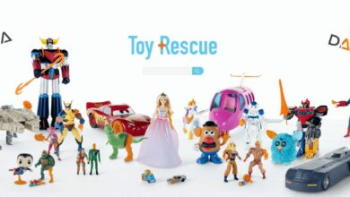 Photo de Dagoma et Toy Rescue font revivre vos jouets grâce à l'impression 3D