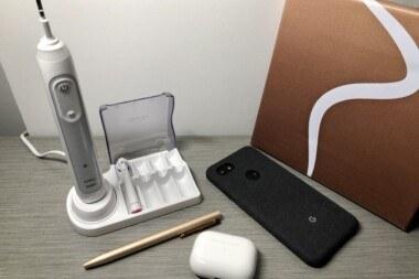 Oral-B Genius X brosse a dent electrique intelligence artificielle