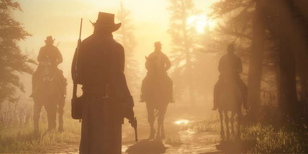 Read Dead Redemption 2 jeux video open-world
