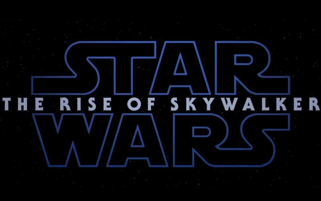 Star Wars IX Logo