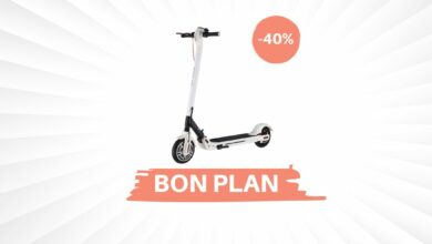 Photo of Bon Plan – Évitez les grèves avec la trottinette électrique Kugoo ES2 (-40%)