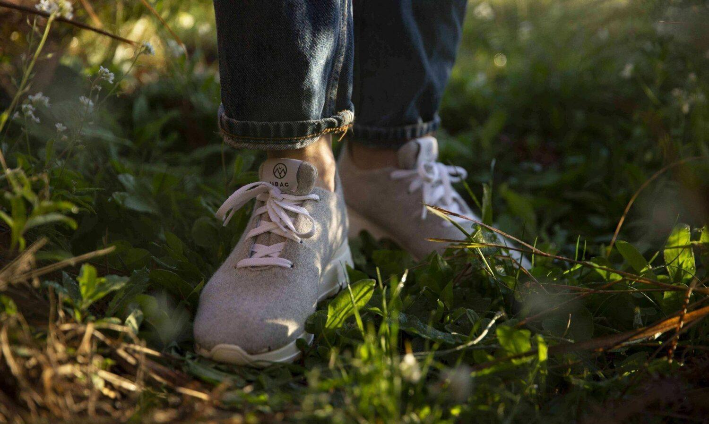 Ubac : Des chaussures en laine pour Noël !