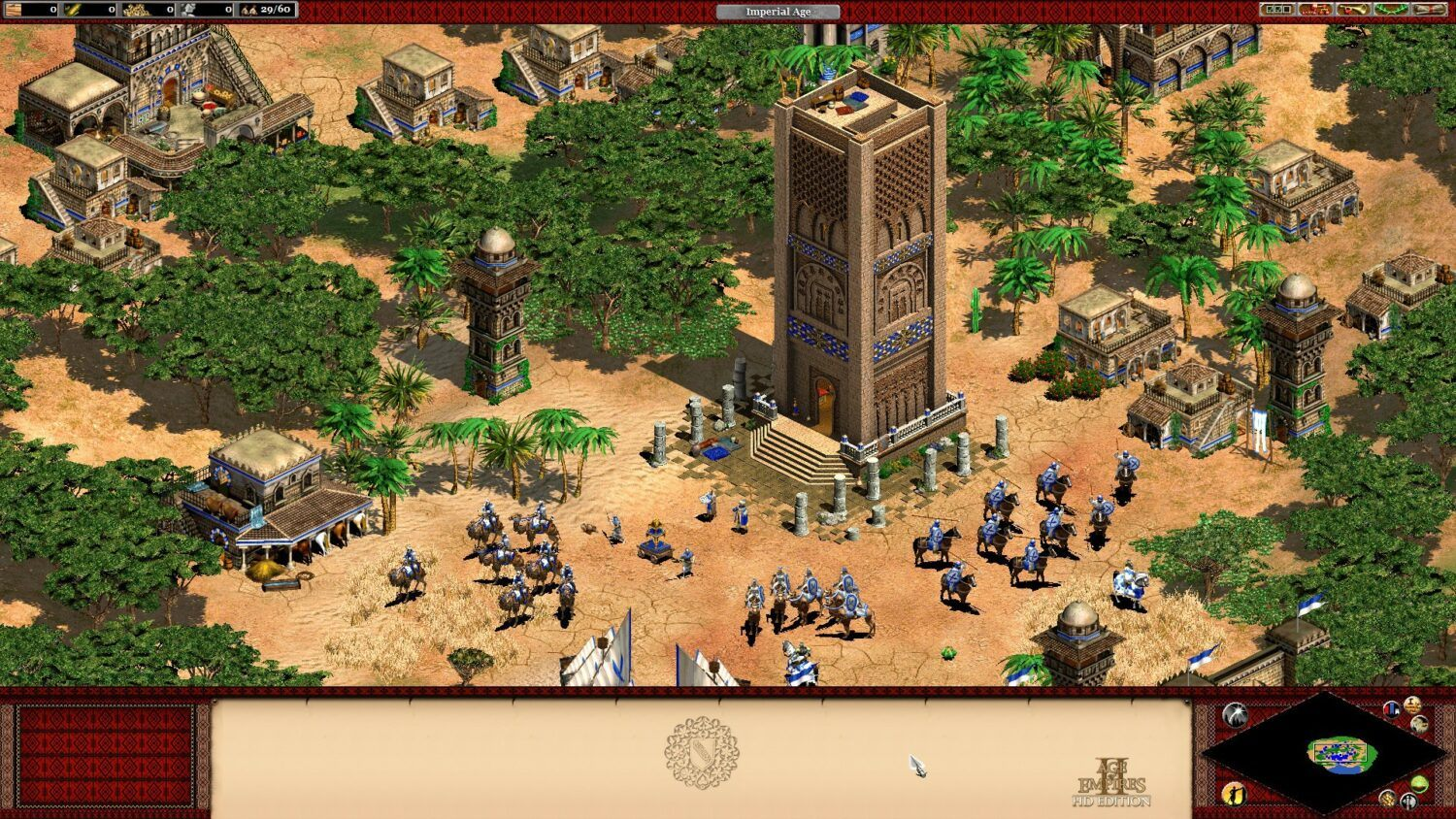 ages-of-empire-II jeux video RTS