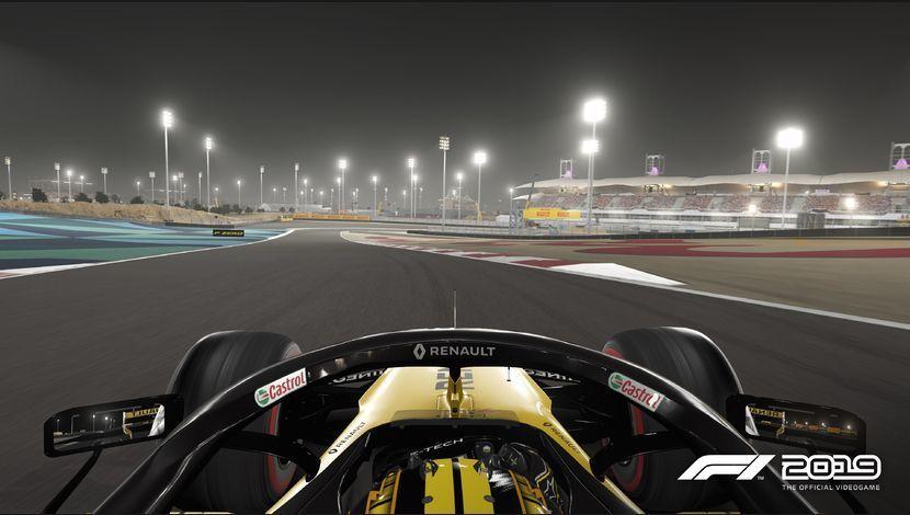 f1 2019 jeux de course