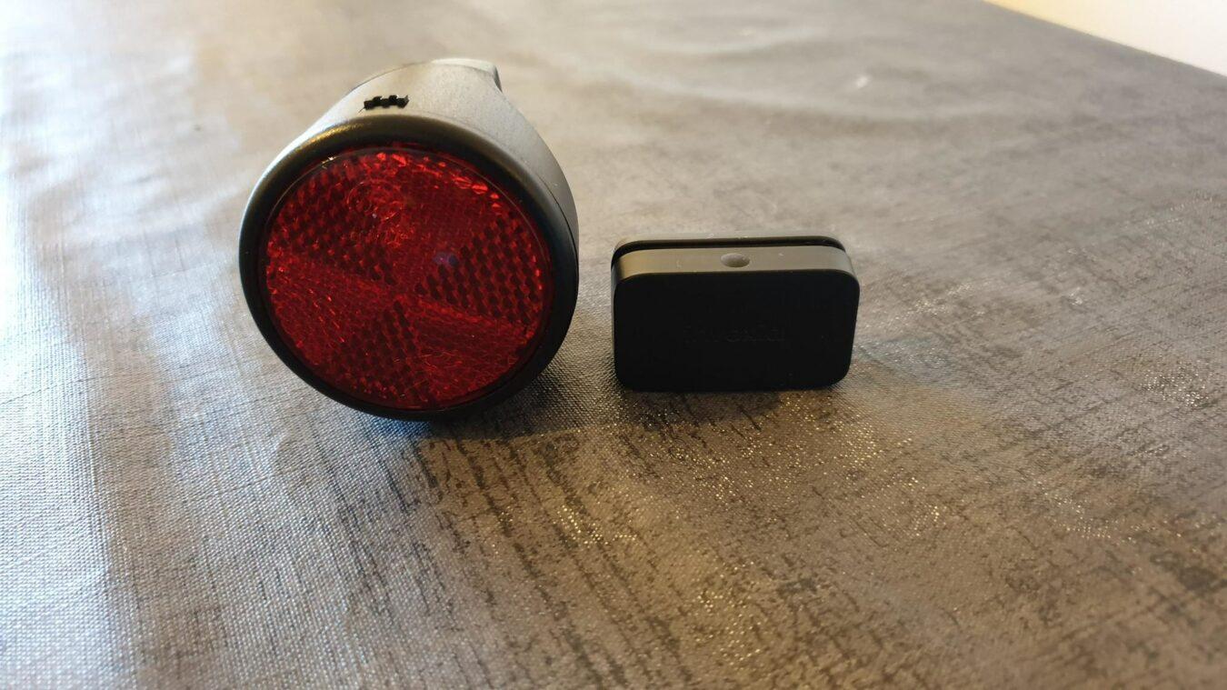 Photo de Test – Invoxia Bike Tracker : L'objet unique pour retrouver son vélo