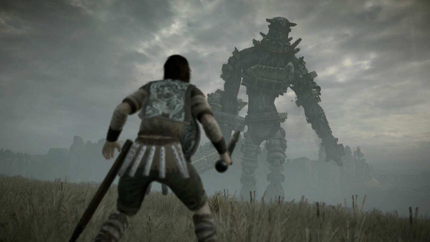 Shadow of the Colossus jeux vidéo poesie