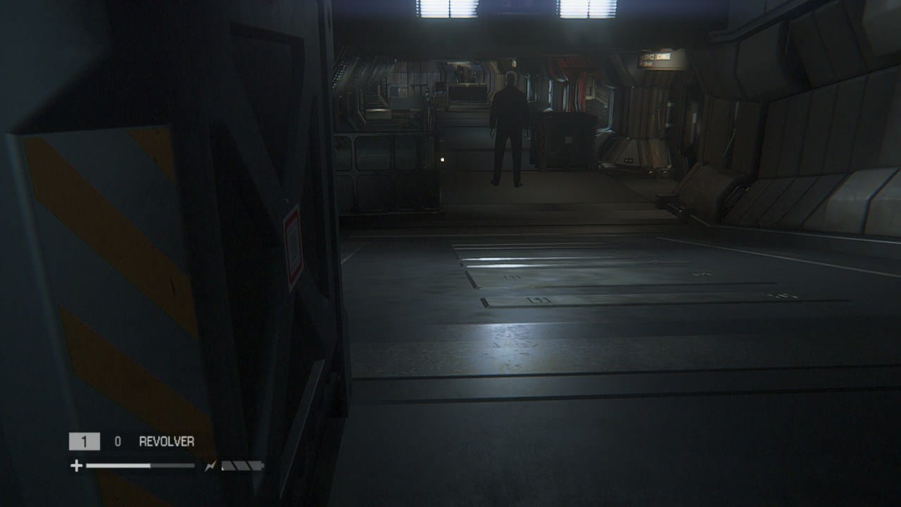 Alien isolation Switch