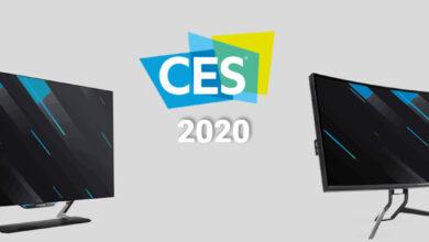 Photo de CES 2020 – ACER dévoile 3 nouveaux moniteurs gaming !