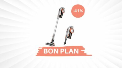 Photo de Bon Plan – 41% de réduction sur l'aspirateur sans fil Puppyoo A9EU