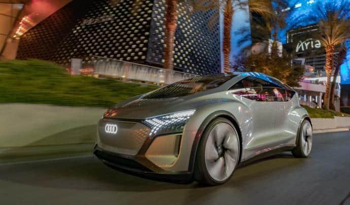 Audi AI-ME