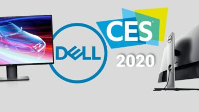 Ecrans Dell CES2020