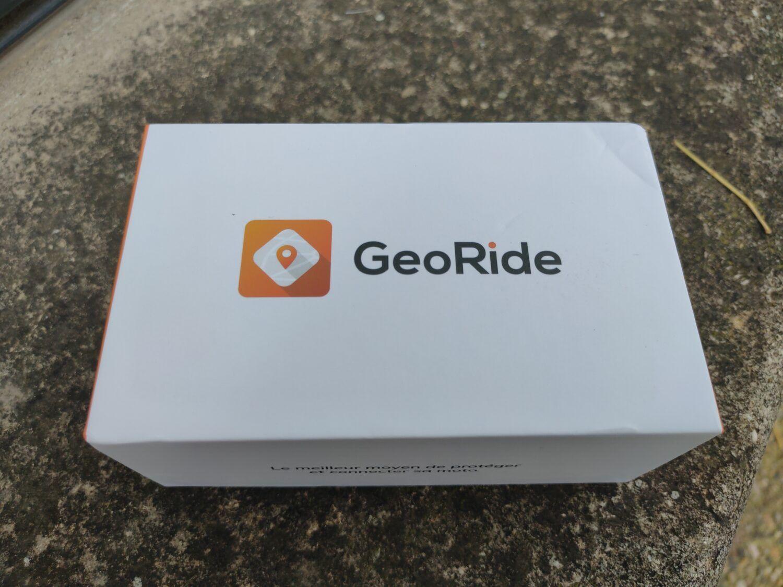 GeoRide - Boite