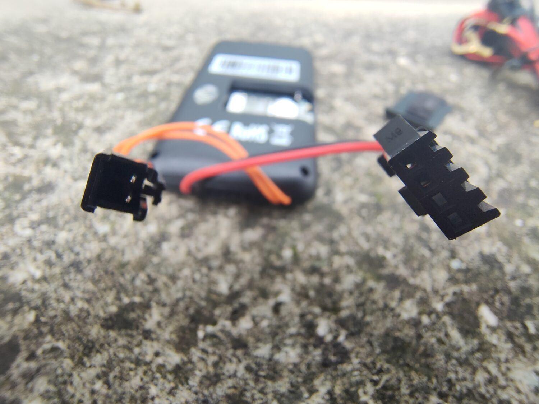 GeoRide - Les différentes cables
