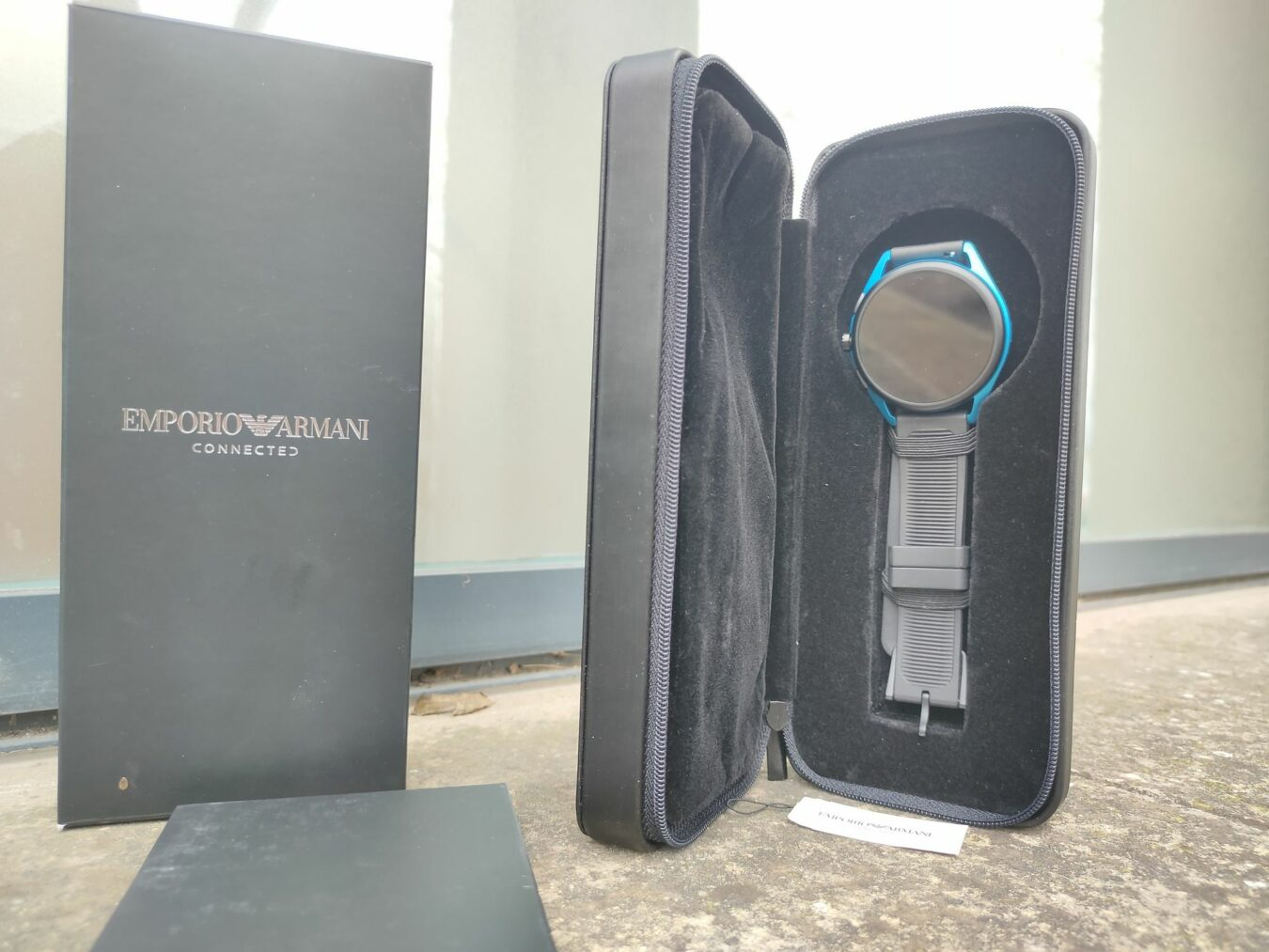 Photo of Test – Emporio Armani SmartWatch 3 : le luxe au poignet
