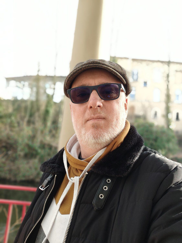 Mode auto-portrait Realme 5 Pro