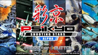 Photo de Test – Switch – Psikyo Shooting Stars Alpha : Envie de boulettes ?