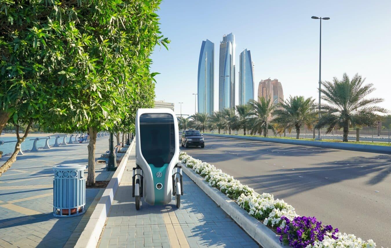 Wello CES 2020 startup mobilité Dubai environnement
