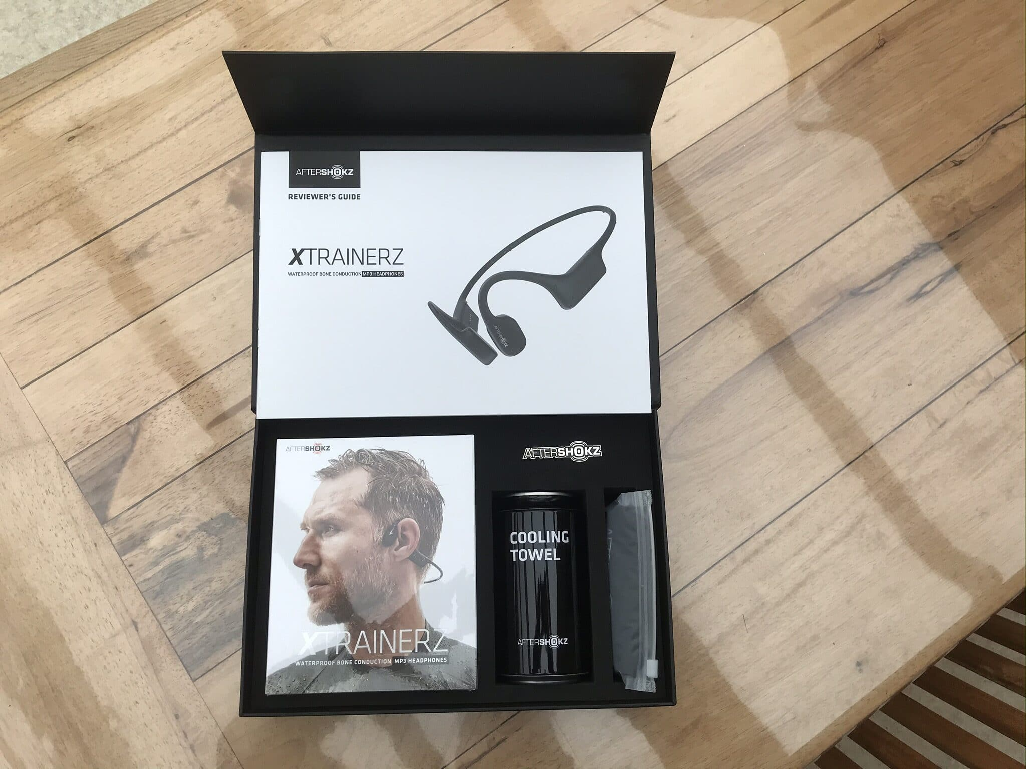 Xtrainerz Aftershokz
