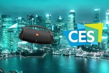 CES2020 Enceinte Boombox 2 JBL