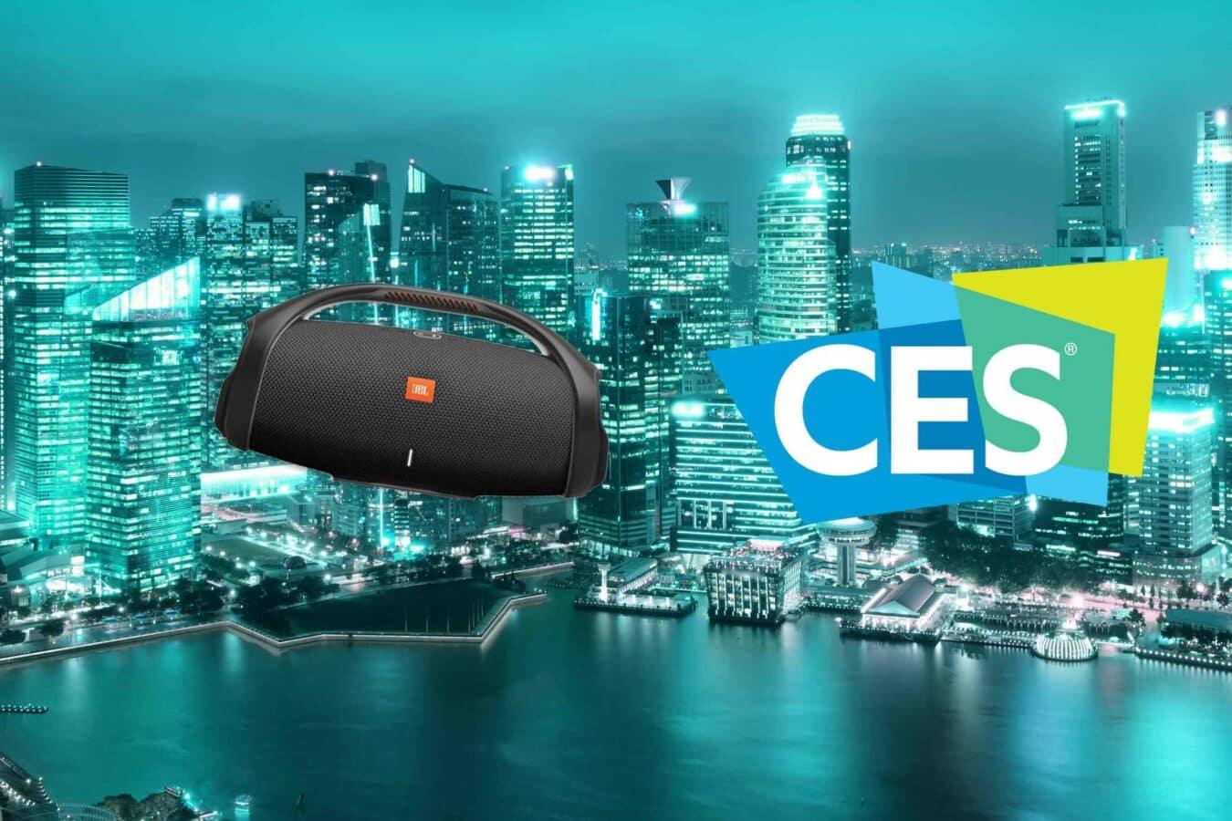 Photo de CES 2020 : La Boombox 2 JBL, l'enceinte avec 24 heures d'autonomie !
