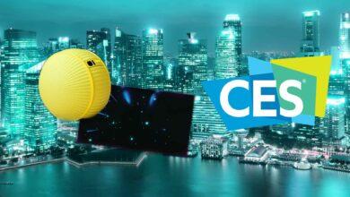Photo of #CES2020 : Samsung présente Ballie et ses écrans 8K