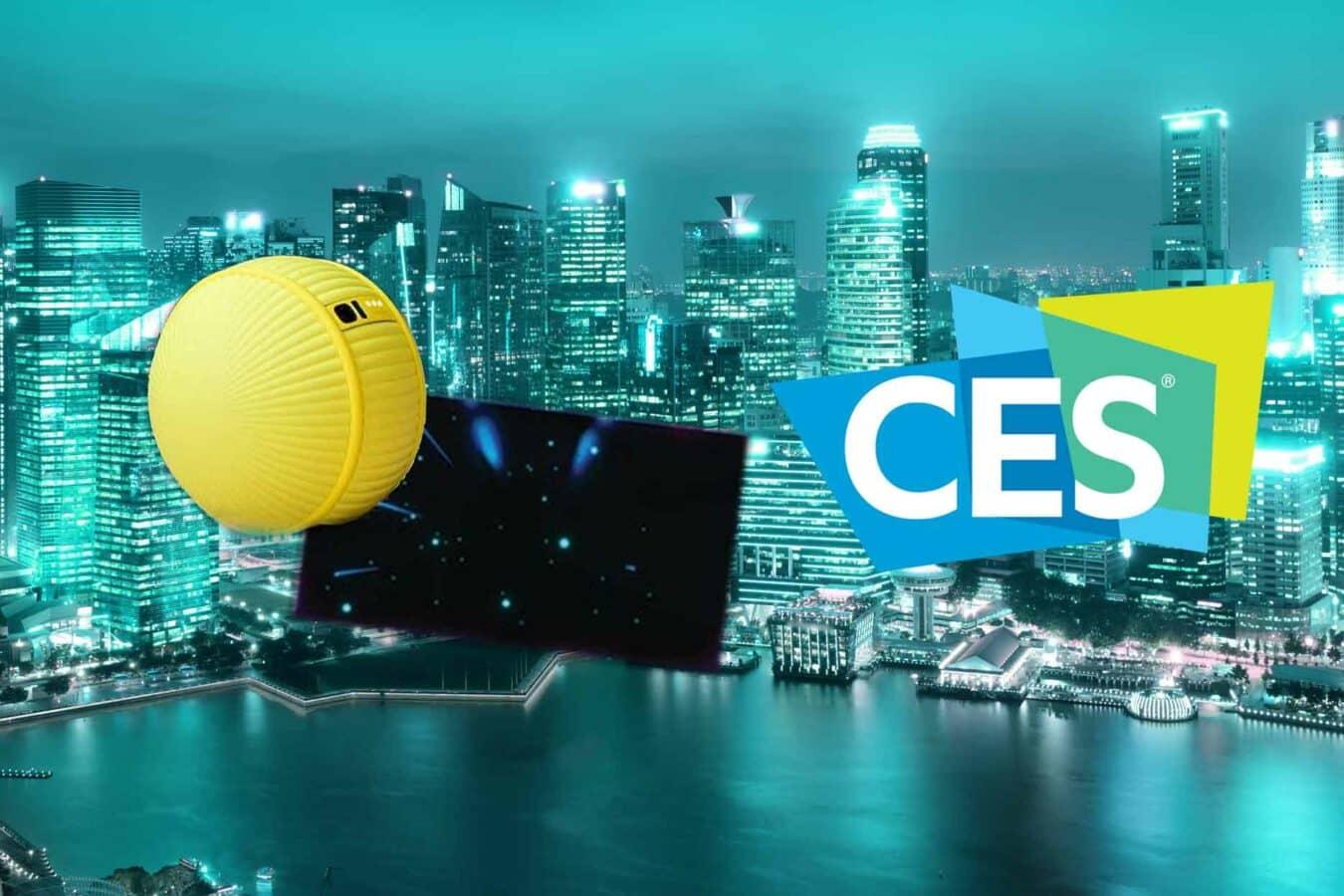 CES 2020 : Samsung