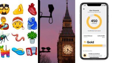 emoji 2020 nouveaux uber programme fidelite rewards londres reconnaissance faciale